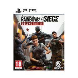 Tom Clancy's Rainbow Six Siege Deluxe Editon