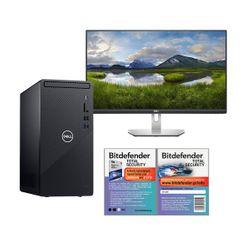Dell  3831 i3 PC & S2421HN Monitor & Bitdefender Total Security