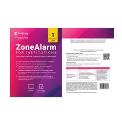 ZoneAlarm Extreme Security for Institutions 1 Device, 2 Years