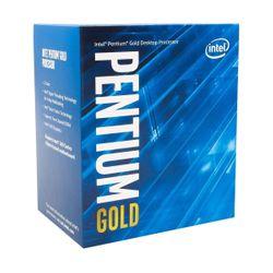 Intel Pentium Gold G6400 S1200 Box