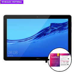 """Huawei  MediaPad T5 10.1"""" Wi-Fi 3GB/32GB Black Tablet & ZoneAlarm Extreme Security for Institutions 1 Device, 2 Years Software"""