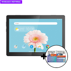 Lenovo  Tab M10 Full High Definition Wi-Fi 3GB/32GB 7000mAh Tablet & Bitdefender Total Security Antivirus