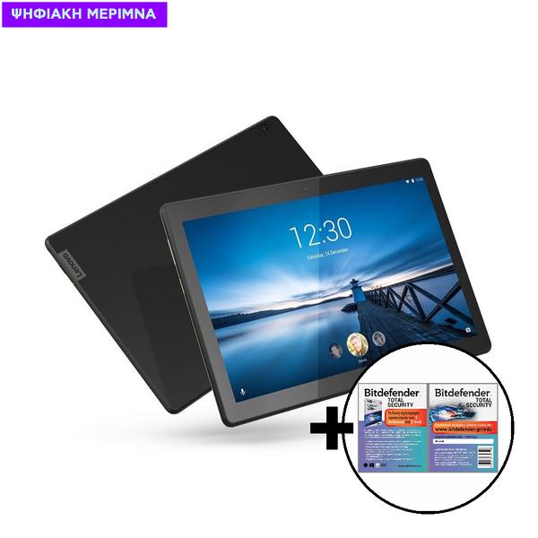 Lenovo  Tab M10 Full High Definition 3GB/32GB Wi-Fi 7000mAh Tablet & Bitdefender Total Security Antivirus