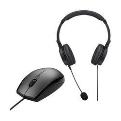 Advent AHSOE19 Ακουστικά headset & M112 Ποντίκι