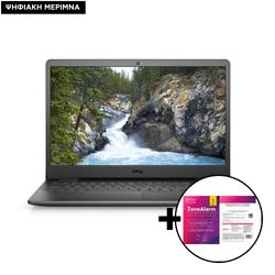Dell Vostro 3500 I3-1115G4/4GB/256GB Laptop & ZoneAlarm Extreme Security for Institutions 1 Device, 2 Years Software