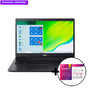 Acer Aspire 3 A315-23 3020E/4GB/128GB Laptop & ZoneAlarm Extreme Security for Institutions 1 Device, 2 Years Software