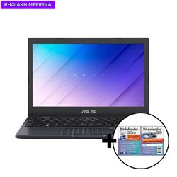 Asus E210MA-GJ084TS N4020/4GB/128GB Laptop & Bitdefender Total Security (1 Device, 2 Years) Card Software