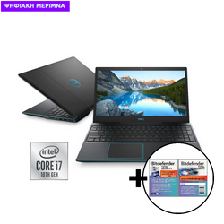 Dell  A315 R5-3500U/8GB/512GB Laptop & Bitdefender Total Security (1 Device, 2 Years) Card Software