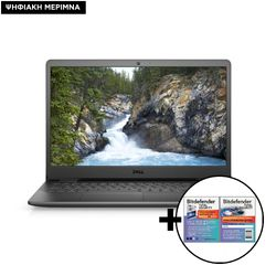 Dell Vostro 3500 I3-1115G4/4GB/256GB Laptop & Bitdefender Total Security (1 Device, 2 Years) Card Software