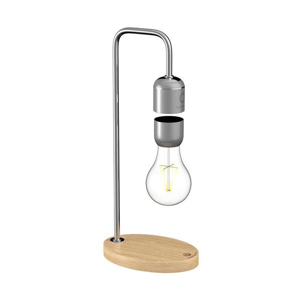 Allocacoc Levitating Lamp Wood