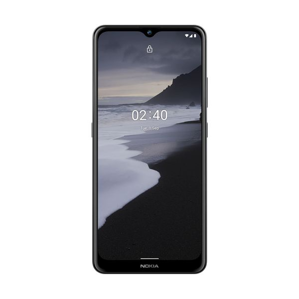 Nokia  2.4 3GB/64GB Charcoal Dual Sim