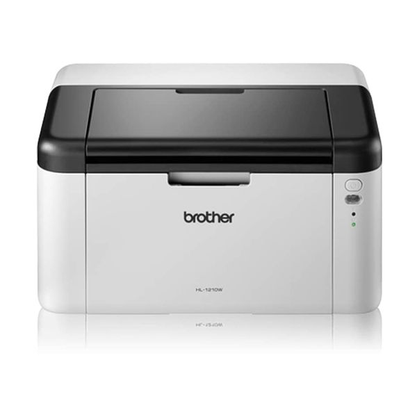 Brother HL-1210w & 5 Toners