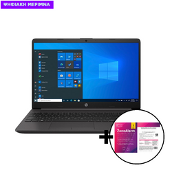 HP 255 G8 R5-3500U/8GB/256GB Ανθρακί Laptop & ZoneAlarm Extreme Security for Institutions 1 Device, 2 Years Software