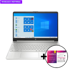 HP 15s-eq1016nv R7-4700U/16GB/512GB Laptop & ZoneAlarm Extreme Security for Institutions 1 Device, 2 Years Software