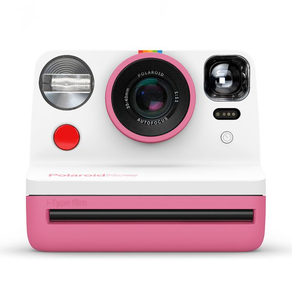 Polaroid Now Pink Camera 9056