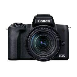 Canon EOS M50 Mark II BK M18-150RUK