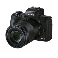 Canon EOS M50 Mark II Black