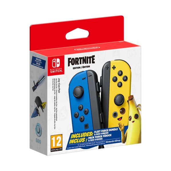 Nintendo Switch Joy-Con Pair Fortnite Edition