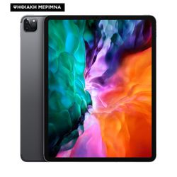 "Apple  iPad Pro 12.9"" 2020 128GB Cellular Space Gray Ψηφιακή Μέριμνα"