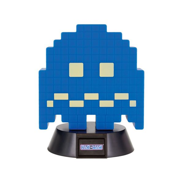 Paladone Pac Man Icon Turn To Blue Ghost Light 003