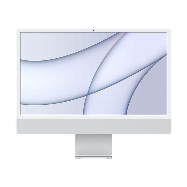 "Apple  iMac 24"" M1 8-Core/8GB/256GB/7-Core GPU Silver"