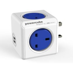 Powercube Original USB Blue UK