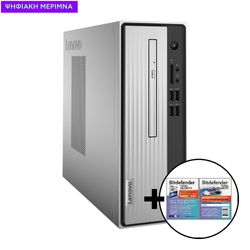 Lenovo IdeaCentre 3 i5-10400/8GB/1TB&128GB SSD/GT730 2GB PC & Bitdefender Total Security (1 Device, 2 Years) Card Software