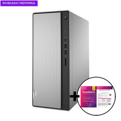 Lenovo IdeaCentre 5 14ARE05 R3/8GB/256GB/RX 550X Desktop PC & ZoneAlarm Extreme Security for Institutions