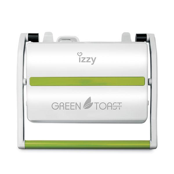 Izzy  IZ-2006 Panini Ceramic Green Toast