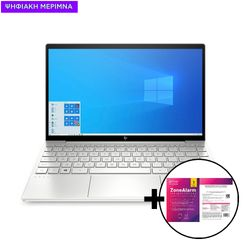 HP Envy 13-ba1001nv i5-1135G7/16GB/512GB Laptop & ZoneAlarm Extreme Security for Institutions 1 Device, 2 Years Software