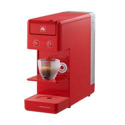Illy IPERESPRESSO Y3.3 Red & 54 Κάψουλες