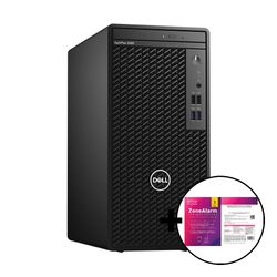 Dell  Optiplex 3080 Desktop PC & ZoneAlarm Extreme Security for Institutions 1 Device, 2 Years Software