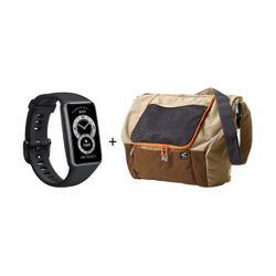 Huawei Band 6 Graphite Black + Bag