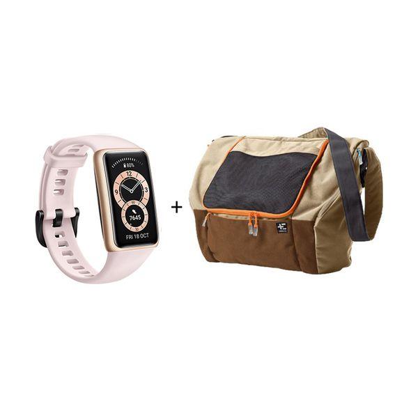 Huawei Band 6 Sakura Pink + Bag