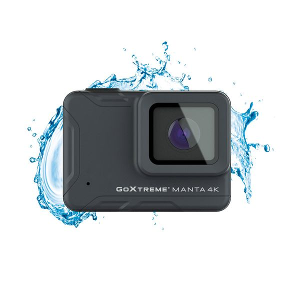 GoXtreme Manta 4K Waterproof Αction Camera
