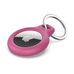 Belkin Key Ring Pink for AirTag