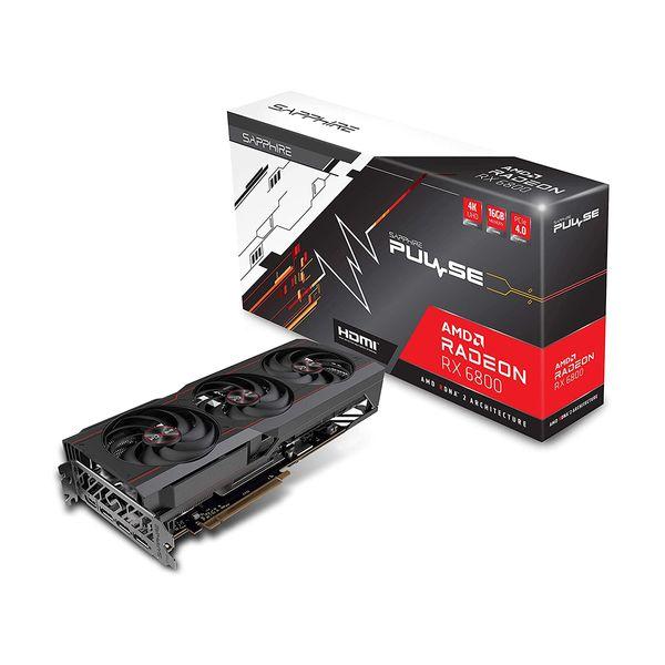 Sapphire Pulse AMD Radeon RX 6800 16GB OC