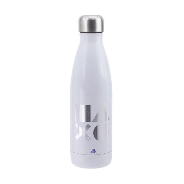 Paladone Metal Water Bottle PS5
