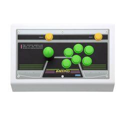Sega Astrocity Mini Arcade Stick Green Buttons