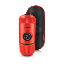 Wacaco  Nanopresso Elements & Θήκη Προστασίας Lava Red