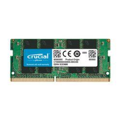 Crucial 4GB DDR4-2666MHz  C19 SODIMM (CT4G4SFS6266)