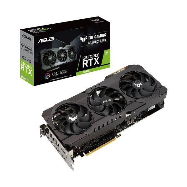 Asus TUF Gaming GeForce RTX 3080 Ti OC Edition 12GB