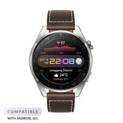 Huawei Watch 3 Pro Classic Brown