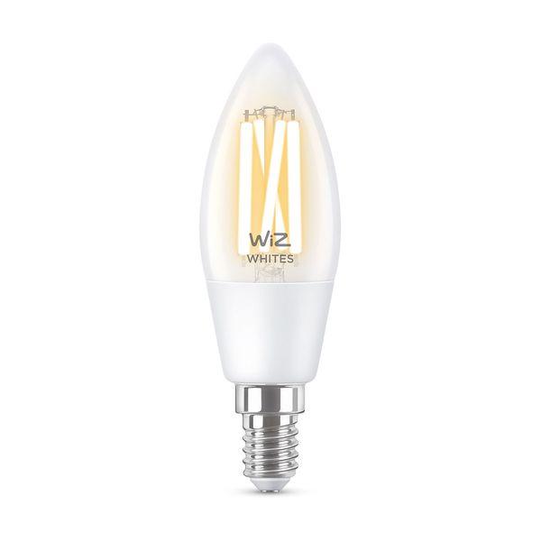 Wiz Filament Clear C35 E14