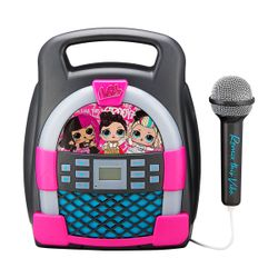 eKids LOL! Surprise Bluetooth MP3 Karaoke