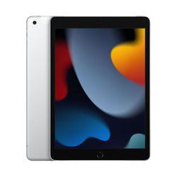 """Apple iPad 10.2"""" 9th Gen Cellular 64GB Silver"""