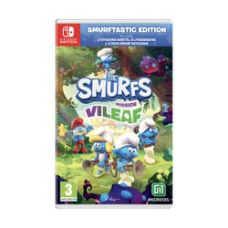 The Smurfs - Mission Vileaf Smurftastic Edition