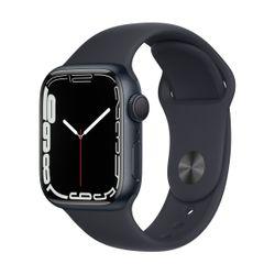 Apple Watch Series 7 41mm Midnight Sportband