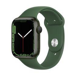 Apple Watch Series 7 45mm Green Sportband