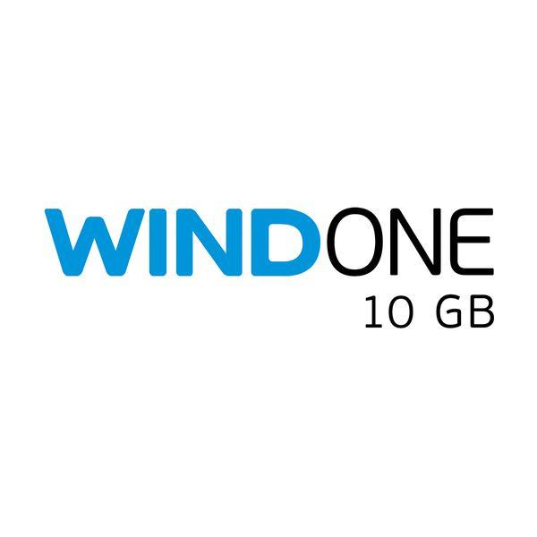 WIND ONE 10GB 24Mbps με Έκπτωση Παγίου 24μηνο